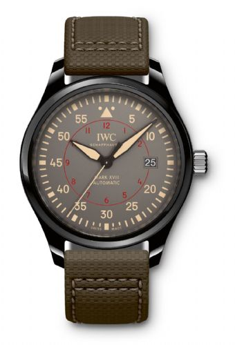 IWC Pilot Mark XVIII Top Gun Miramar Gents Watch IW324702